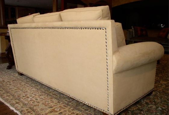 00-Custom-nailhead-trim-pillow-back-sofa-stained-tapered-legs